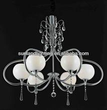 2014 Modern Pendant Lamp Decorations Lighting With Glass Lighting Lampshade