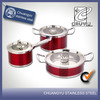 stainless steel gas professional stainless steel cookware