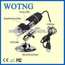 500X USB digital microscopeusb magnifying cameras 500X