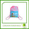 hottest promotional waterproof nylon drawstring bag