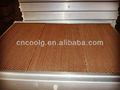 miel en panal de aluminio marco por evaporación de aire refrigerado por wat