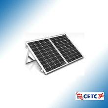 good price 12v folding 130w mono solar panel