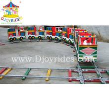 Entertainment kiddie rides amusement park electric trains