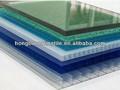 de plástico de la hoja de policarbonato