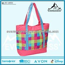 Hot sell and high quality 600d polyester canvas tote bag