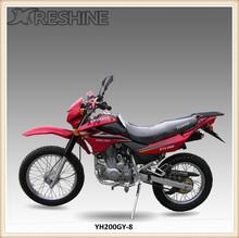 200cc off road kids gas dirt bikes for sale cheap (200cc dirt bike)