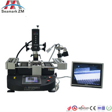 High technology soldering desoldering stationZM-R5860C automatic motherboard repair machine xbox,pcs,psp repair