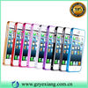 Metal Aluminium Bumper Case Cover for iphone 5 5s Aluminum Metal Frame Bumper Case for iPhone 5