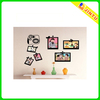 Cartoon printed girl wall sticker for sale