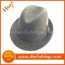Newest design fabric cowboy hat