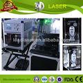 baratos digital photo crystal máquina de impressão para o desenho do laser de vidro