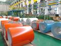 ppgi bobinas de material de construção usado para telhados de metal
