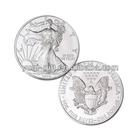 USA custom made silver coins american silver eagle coin