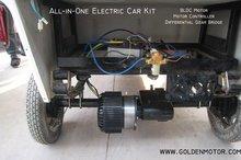 electric wheel hub motor car/electric car hub motor