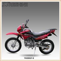 new design 200cc off road dirt bikes for sale cheap (200cc dirt bike)