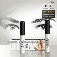 No better choice for your eyebrow extension --- FEG eyebrow enhancer serum