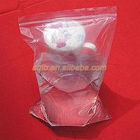 hot sale LDPE plastic ziplock resealable bag