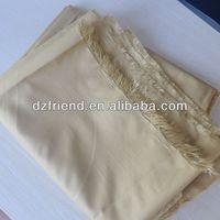 polyester material arabic thobe fabric