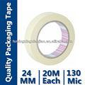 Fita adesiva jumbo rolo de fita adesiva( papelcrepe com adesivo de borracha, resistência de alta temperatura)