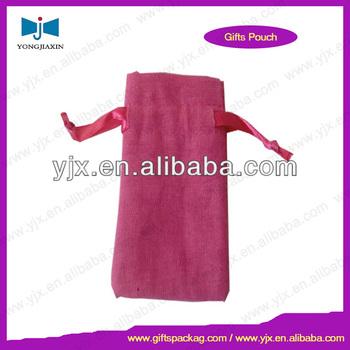 cotton muslin drawstring pouches