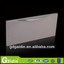 high quality extrusion locks for kitchen cabinet edge aluminum handles