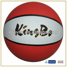 Simple design size 5 basketball