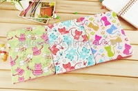 2014 New Product 3D Cute Animal Leather Case for IPad Air