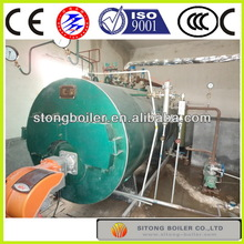 factory price quality first 1-25t/h fire tube boiler price