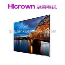 2014 large flat-screen 58inch full HD Smart LED TV