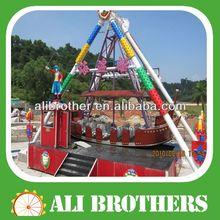 Amusement Park factory game pirate ship outdoor playset