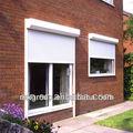 Seguro de metal roll up windows, perfil del obturador