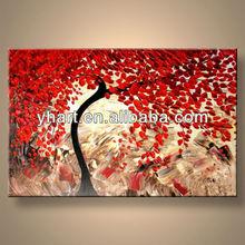 Popular Modern Handmade Digital Printing Canvas Art