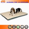 Washable Cover Dog Bed With Memory Foam Core