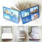 magnetic custom folding address phone book