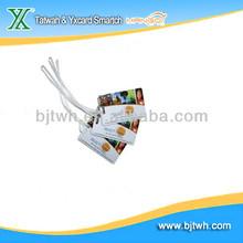 Smart crystal card/rfid key fob epoxy(key cards)