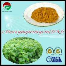 supply natural 1-deoxynojirimycin mulberry leaf extract 1-dnj