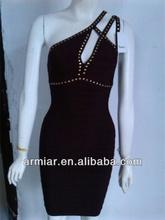 les femmes noires robe de mode gros am770 2013