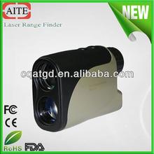 China factory optical distance measurer instrument 6*24 400m pin sensor golf laser range finder for golf store