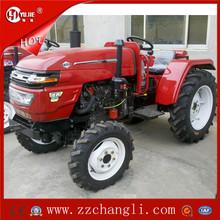 Tractor de granja de cabinas, landini granja tractores, 18.4-34 ruedas del tractor de granja