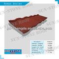 Tipo de techos de metal barato hojas/de zinc para techos de hoja