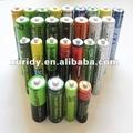 Hohe kapazität aa nimh akku aa-batterien