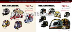 motorcycle Helmet with ECE standard DOT certificate off-road,racing E-bike full face,half face,open face