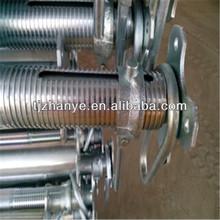 2000mm-3500mm Galvanized adjustable light weight steel prop