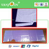 Colorful PE Custom Disposable Cape for Salon