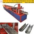 de hierro galvanizado marco de la puerta de fabricación de equipos para el acero de la puerta del marco que hace la máquina