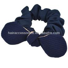 Wholesale high end classic handmade rabbit ear hair bands