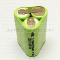250 3.6v mah nueva moda de paquete de la batería