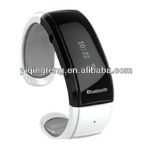 Bluetooth smart watch with vibrating for ladies