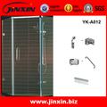 Jinxin AISI 304 salle de bain / salle de douche porte coulissante pièces YK-A012