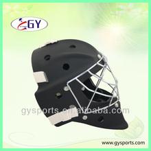 2014 hot sale popular worldwide ABS custom floorball goalie helmets full face skull mask